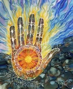 az 5 elem a kézen